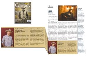 American Cowboy Review June 2016