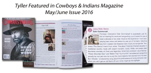 Cowboys And Indians Magazine May-June 2016