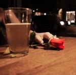 BeerAndARoseCover